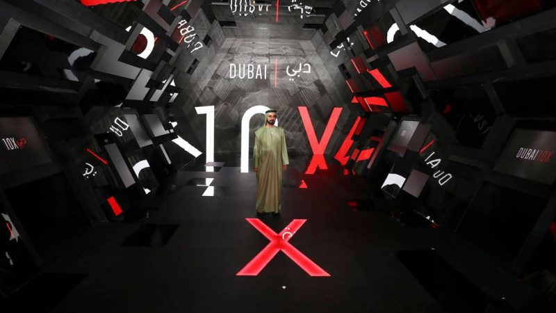 Dubai Future Foundation - 10X: DUBAI, 2018 - Brand Events