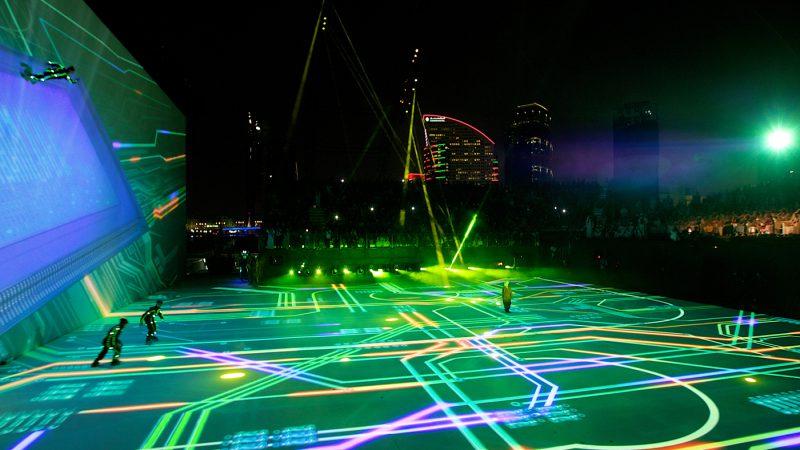 41st UAE National Day: DUBAI, 2012 - National Celebrations