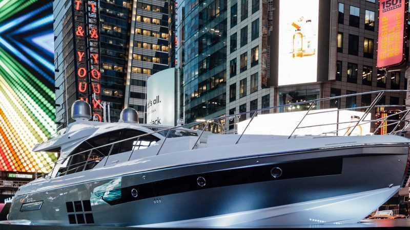 Azimut New York City X Design Installation: NEW YORK CITY, 2019 - Brand Events