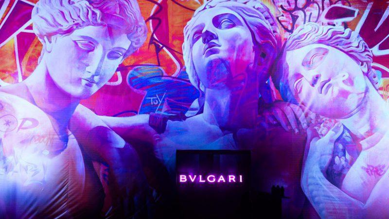 Bvlgari High Jewellery: ROME, 2018 - Brand Events