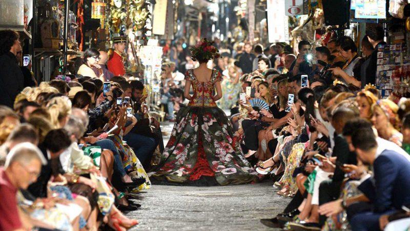 Dolce & Gabbana Alta Moda | Naples: NAPLES, 2016 - Brand Events