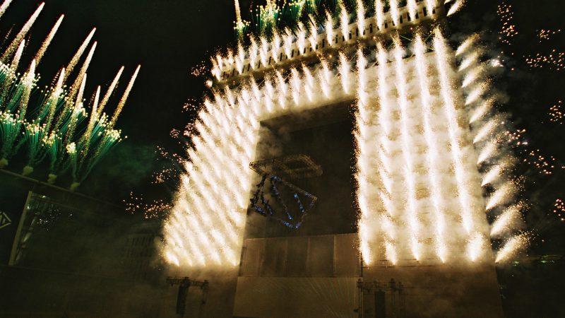 DIFC Annual Celebrations: DUBAI, 2014 - Brand Events