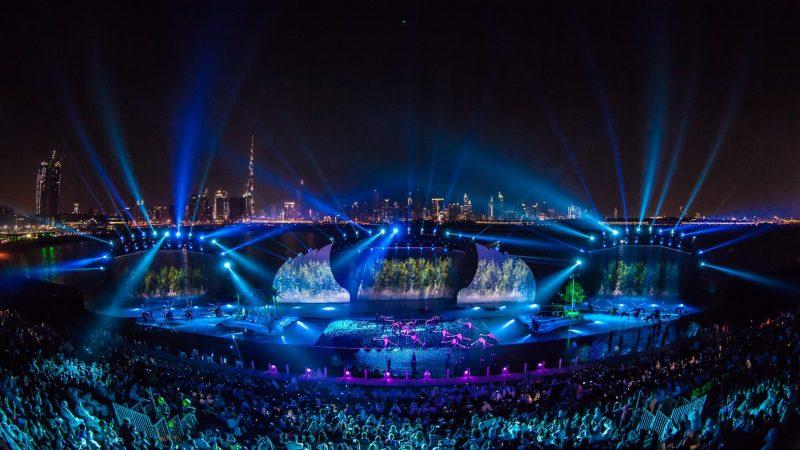44th UAE National Day: DUBAI, 2015 - National Celebrations