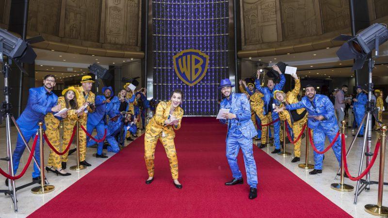 Warner Bros. World Abu Dhabi Grand Opening: ABU DHABI, 2018 - Brand Events