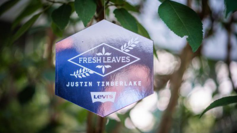 Levi's X Justin Timberlake Collection Private Preview: PARIS, 2018 - Branded Exhibits and Activations