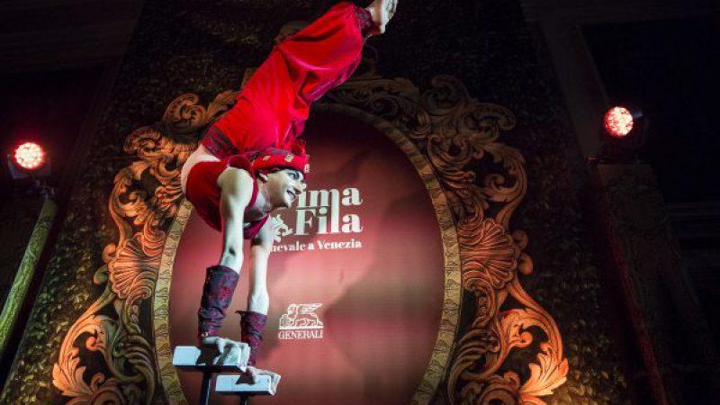 Generali Prima Fila: VENICE, 2017 - Branded Exhibits and Activations