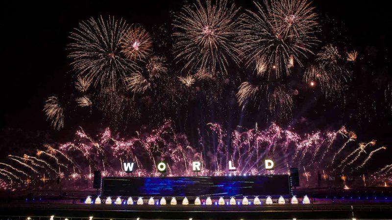 Dubai World Cup Show: DUBAI, 2017 - Opening Ceremonies