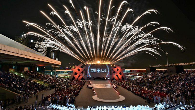 Special Olympics MENA Opening Ceremony: ABU DHABI, 2018 - Olympic Ceremonies