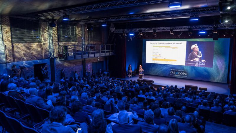One Ocean Forum: MILAN, 2017 - Branded Exhibits and Activations