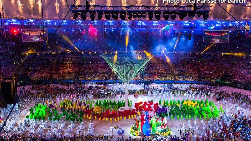 RIO 2016 | Olympic Closing Ceremony: RIO DE JANEIRO, 2016 - Olympic Ceremonies