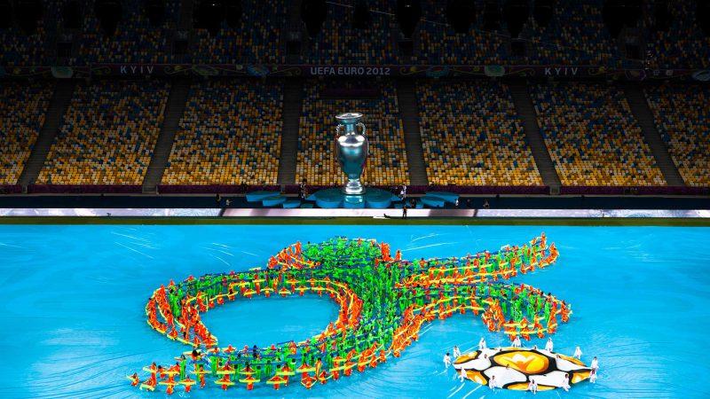 UEFA EURO 2012: WARSAW, HISTORY - Opening Ceremonies