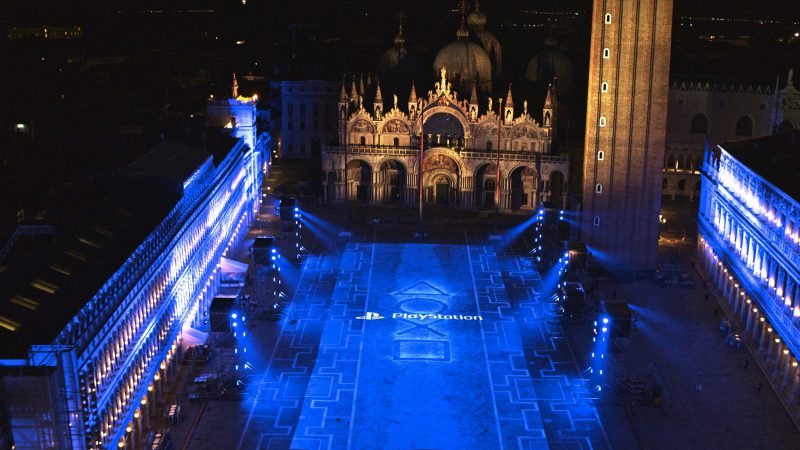 PlayStation 5 Worldwide Launch: VENICE, 2020 - Brand Events
