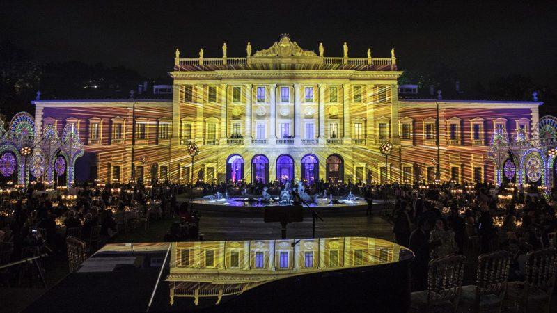 Private Event | Villa Olmo: COMO LAKE, 2018 - Special Anniversaries