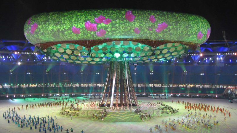 New Delhi 2010 | Commonwealth Games Ceremonies: NEW DELHI, HISTORY - Olympic Ceremonies
