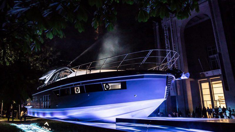 Azimut Milan Design Week Installation: MILAN, 2018 - Brand Events