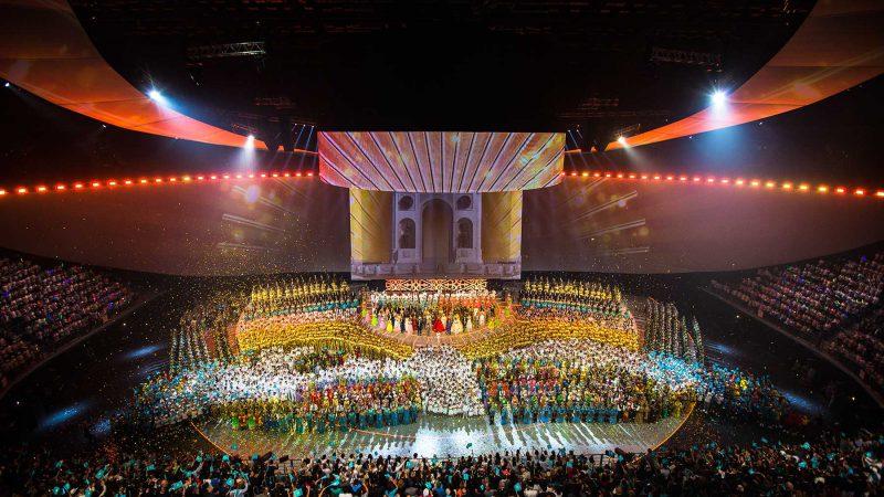 Kazakhstan 550th Anniversary: ASTANA, 2015 - National Celebrations