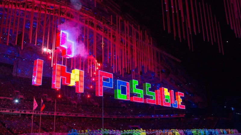 SOCHI 2014 | Paralympic Closing Ceremony: SOCHI, 2014 - Olympic Ceremonies