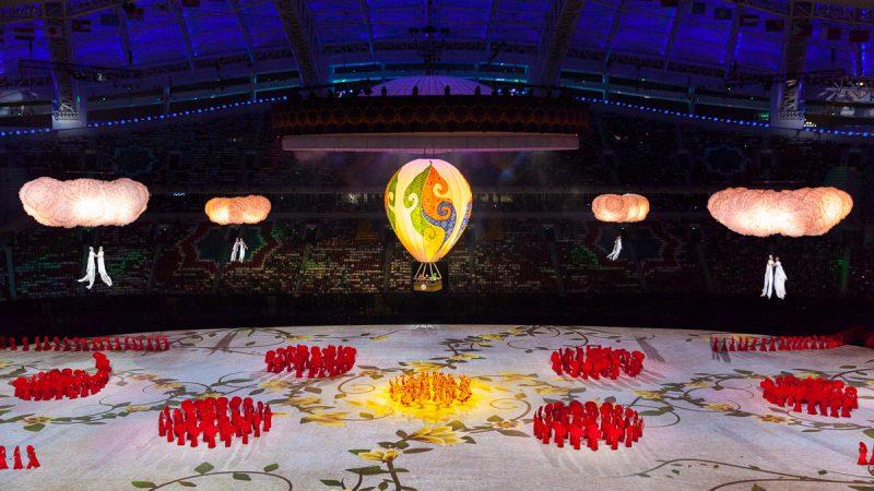 ASHGABAT 2017 | 5th AIMAG Closing Ceremony: ASHGABAT, 2017 - Olympic Ceremonies