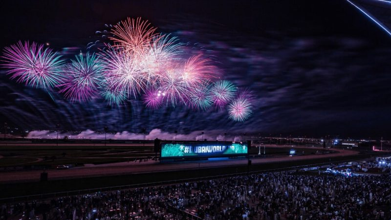 Dubai World Cup Main Event: DUBAI, 2019 - Brand Events