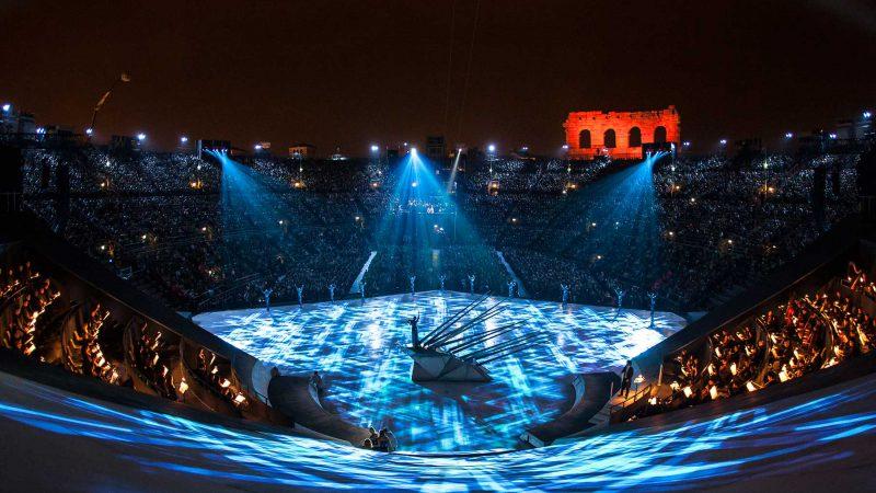 Operapop On Ice 2014: VERONA, 2014 - Immersive Experience