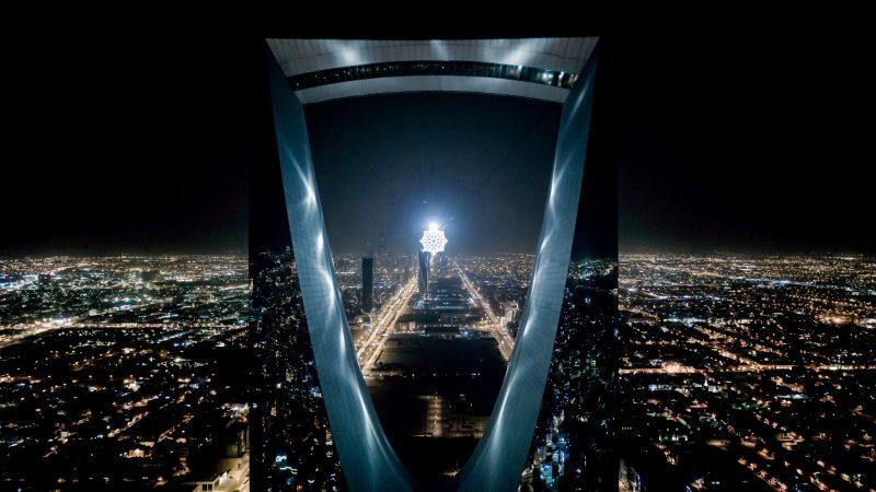 Noor Riyadh Light Art Festival: RIYADH, 2021 - Social Experience Destination