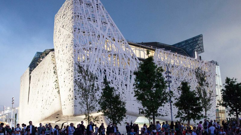 Italian Pavillion | EXPO Milano 2015: MILAN, 2015 - Pavilions