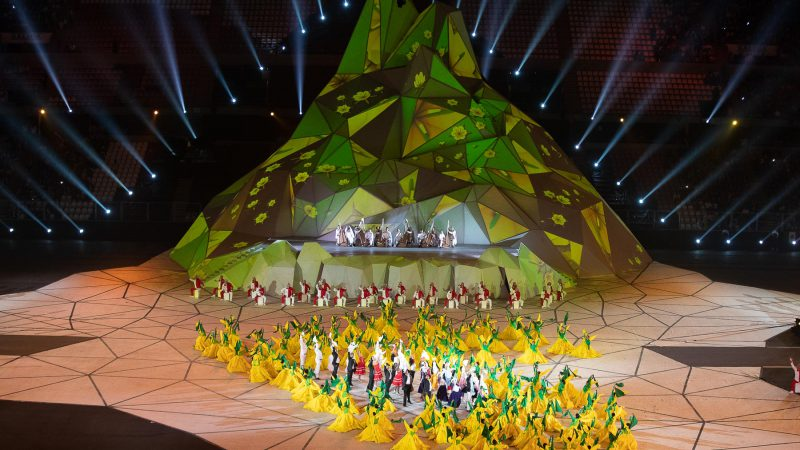 LIMA 2019 | 18th Pan American Games Opening Ceremony: LIMA, 2019 - Olympic Ceremonies