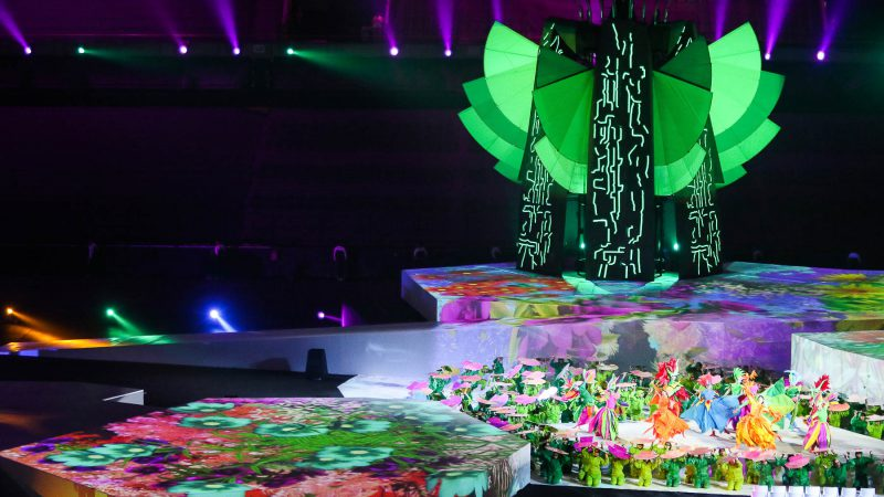 LIMA 2019 | 6th Parapan American Games Opening Ceremony: LIMA, 2019 - Olympic Ceremonies