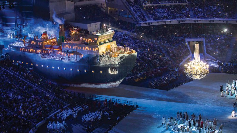 SOCHI 2014 | Paralympic Opening Ceremony: SOCHI, 2014 - Olympic Ceremonies