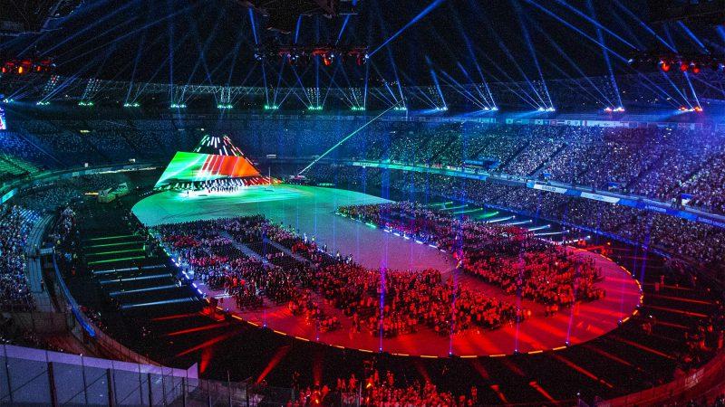 NAPOLI 2019 | 30th Summer Universiade Ceremonies: NAPLES, 2019 - Opening Ceremonies