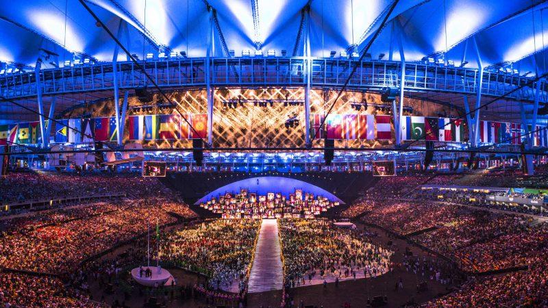 RIO 2016 | Olympic Opening Ceremony: RIO DE JANEIRO, 2016 - Olympic Ceremonies