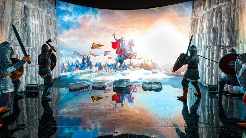 Alexander Nevsky Exhibition: RUSSIA, 2021 - Exhibits and Museum